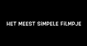 simpel filmpje